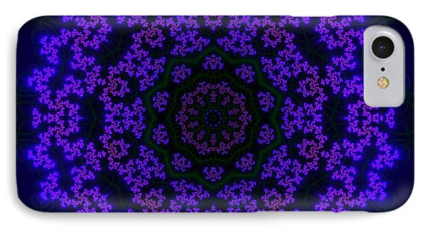 IPhone Case featuring the digital art Akbal 10 by Robert Thalmeier
