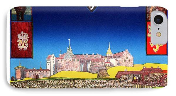Akershus Festning -akershusfortress Phone Case by Jarle Rosseland