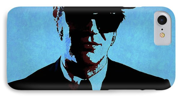 Akroyd Blues Brothers IPhone Case