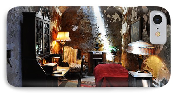 Al Capone's Cell - Eastern State Penitentiary Phone Case by Bill Cannon