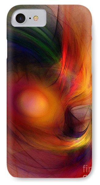 Al Forno IPhone Case by Karin Kuhlmann