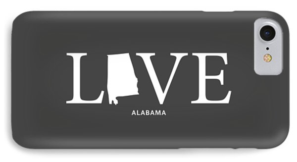 Al Love IPhone Case by Nancy Ingersoll