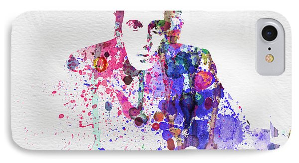 Al Pacino IPhone Case by Naxart Studio