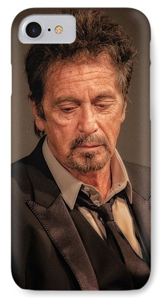 Al Pacino Reflects IPhone Case by Justin Harris
