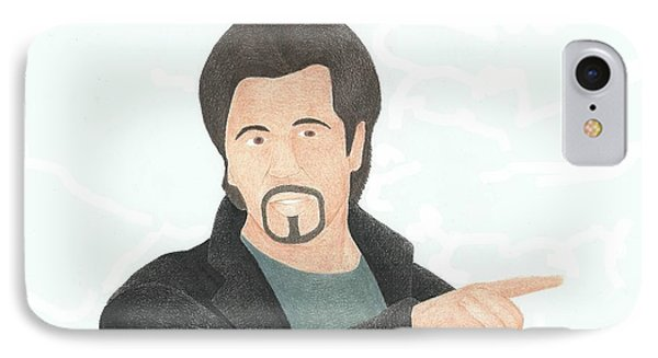 Al Pacino IPhone Case by Toni Jaso