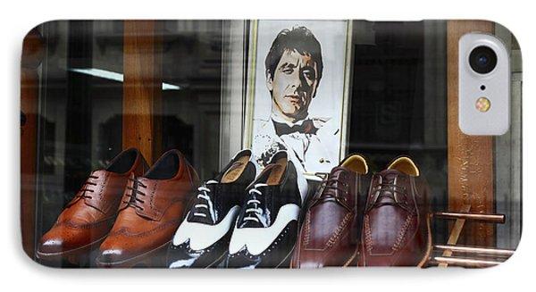 Al Pacino's Designer Shoe Collection IPhone Case by James Brunker