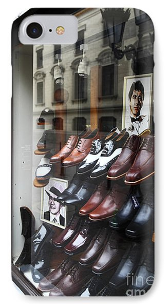 Al Pacino's Shoe Collection IPhone Case by James Brunker