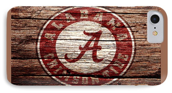Alabama Crimson Tide 1a IPhone Case by Brian Reaves