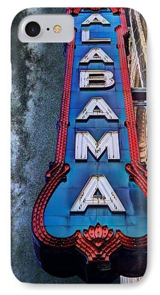 Alabama IPhone 7 Case by JC Findley