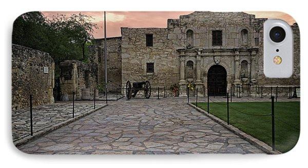 Alamo IPhone Case by John Gilbert