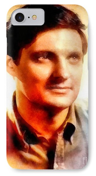 Alan Alda, Hollywood Actor IPhone Case