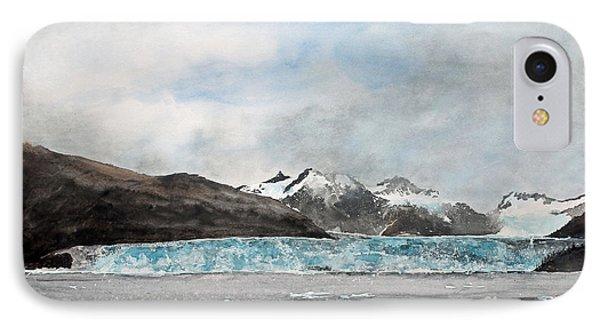 Alaska Ice Phone Case by Monte Toon