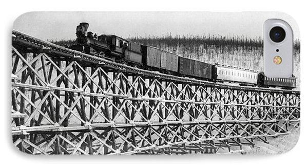 Alaska: Railroad, 1916 Phone Case by Granger