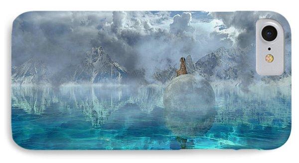 Alaskan Avalon IPhone Case by Betsy Knapp