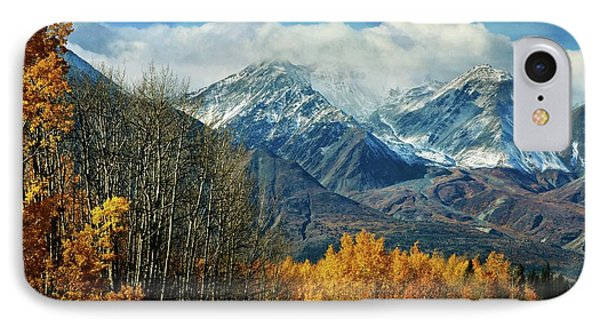 Alaskan Fall 1 IPhone Case by Marty Koch