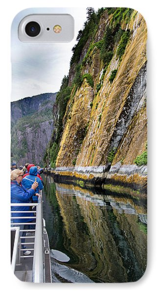 Alaskan Fjords IPhone Case