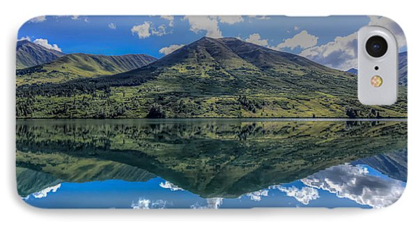 Alaskan Reflections IPhone Case