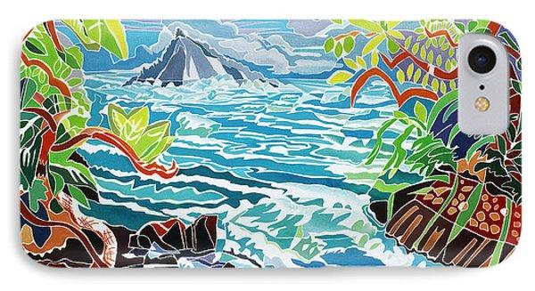 Alau Island Phone Case by Fay Biegun - Printscapes