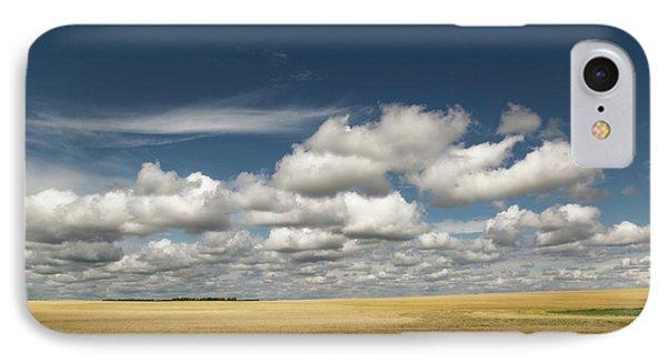 Alberta Skies IPhone Case by Debby Herold