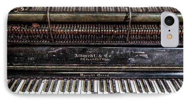 Albrecht Company Piano IPhone Case