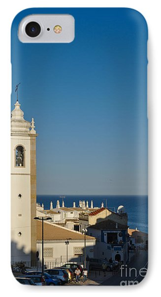 Albufeira Streets IPhone Case by Angelo DeVal