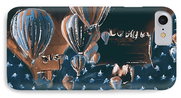 Albuquerque International Balloon Fiesta 5 256 2 IPhone Case