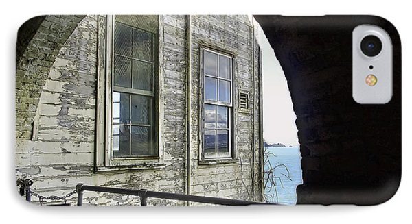 Alcatraz Guard House IPhone Case