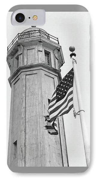 Alcatraz Light - San Francisco IPhone Case