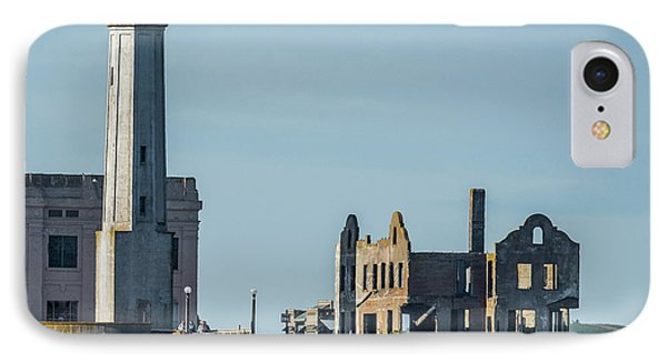 Alcatraz Ruins IPhone Case