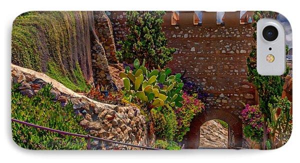 Alcazaba Fortress - Spain IPhone Case