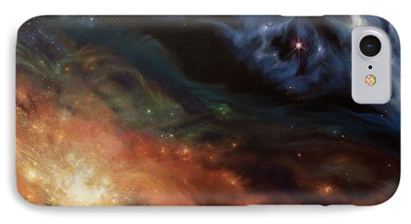 Alchemy Of Light IPhone Case by Lucy West