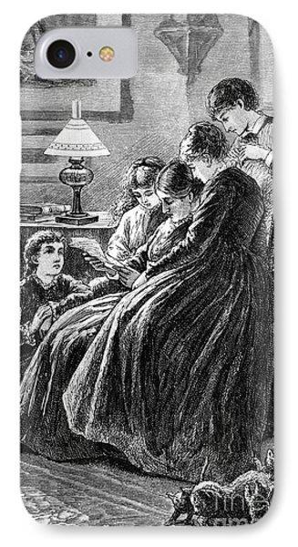 Alcott: Little Women Phone Case by Granger