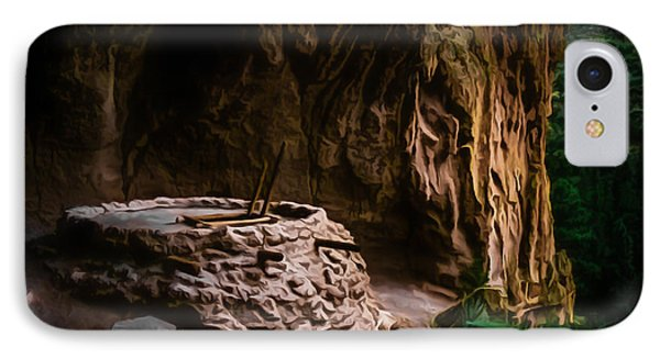 Alcove House Phone Case by Jon Burch Photography