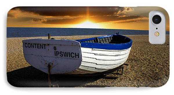 Aldeburgh Beach IPhone Case