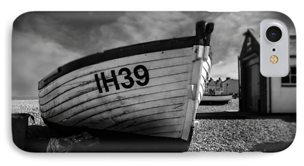 Aldeburgh Fishing Boats IPhone Case