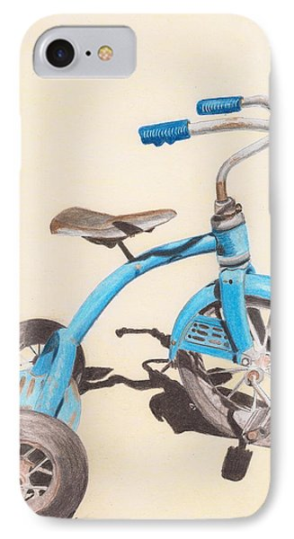 Alder's Bike IPhone Case