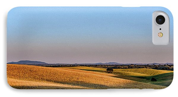 IPhone Case featuring the photograph Alentejo Fields by Marion McCristall