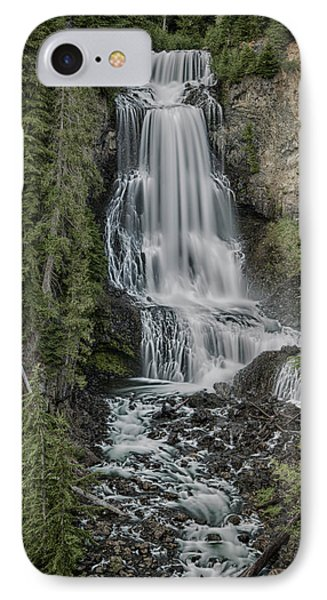 IPhone Case featuring the photograph Alexander Falls by Stephen Stookey