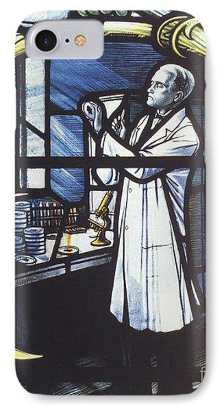 Alexander Fleming, Scottish Biologist Phone Case by Science Source