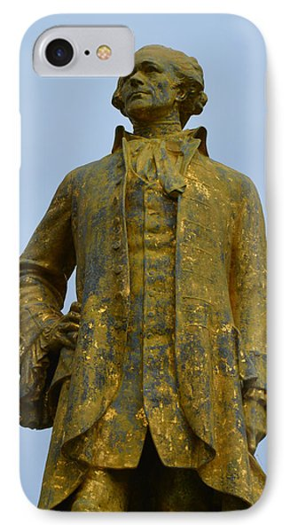 Alexander Hamilton Monument IPhone Case