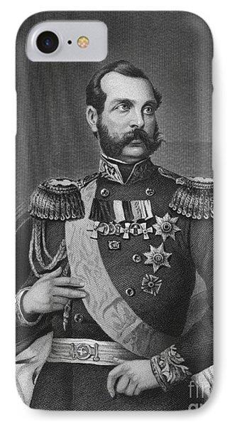 Alexander II (1818-1881) Phone Case by Granger