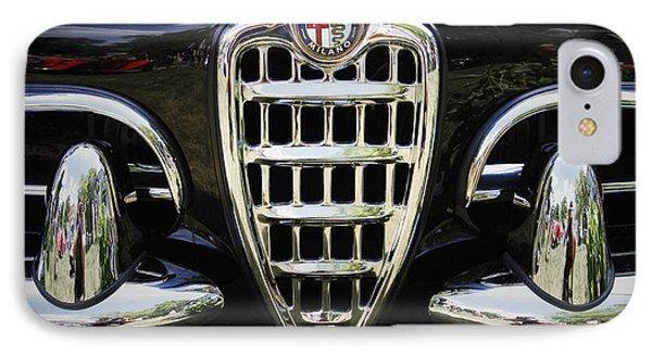 Alfa Romeo IPhone Case by Dennis Hedberg