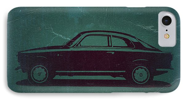 Alfa Romeo Gtv IPhone Case by Naxart Studio