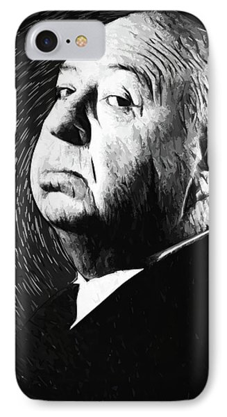 Alfred Hitchcock IPhone 7 Case
