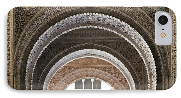 Alhambra Arches IPhone Case