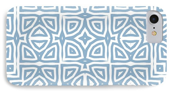 Alhambra Blue IPhone Case