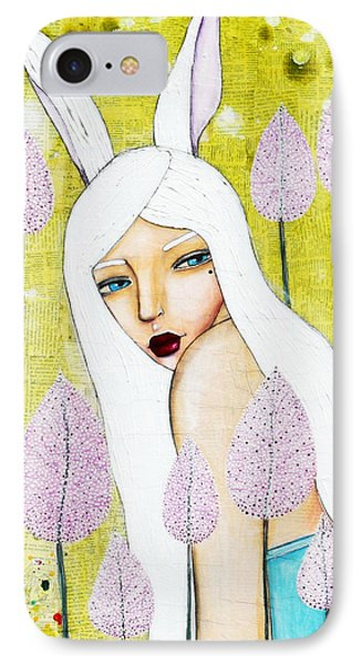 Alice In Oz Phone Case by Natalie Briney