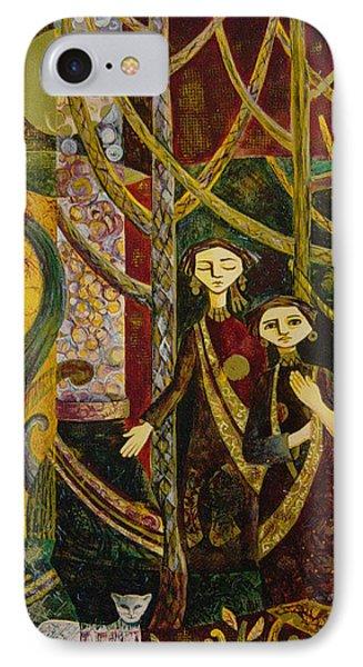 Alice In Wonderland  Phone Case by Ousama Lazkani