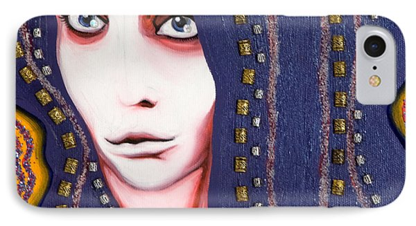Alice IPhone Case by Sheridan Furrer