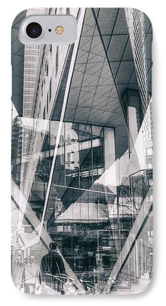 IPhone 7 Case featuring the photograph Alice Tully Hall by Dave Beckerman